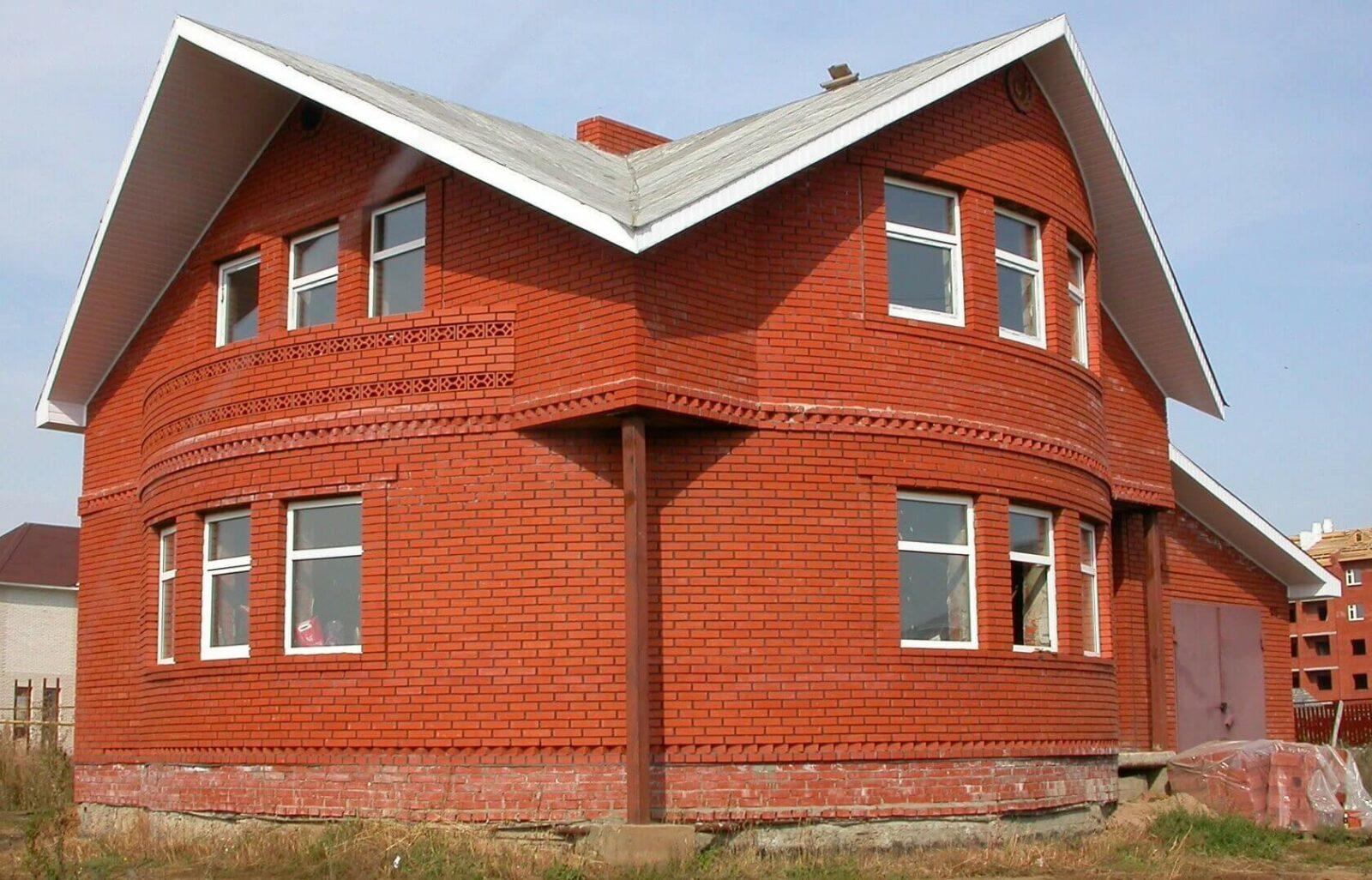 Авангард - строительство домов