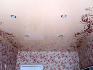 Натяжные потолки в Колпино и Шушарах