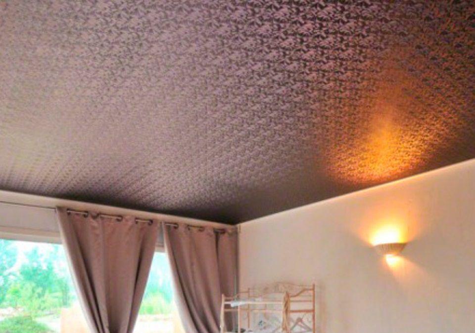 Тканевые потолки в Санкт-Петербурге