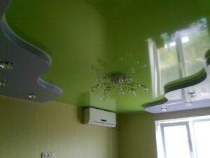 Натяжные потолки в Сестрорецке, бесплатный замер